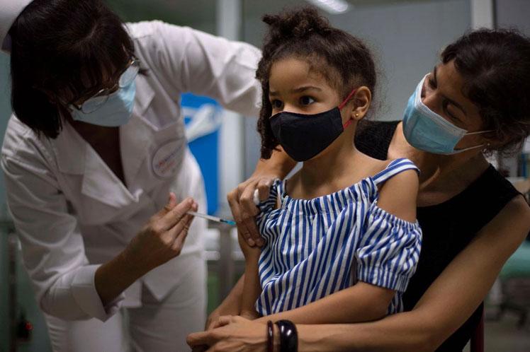 d nios vacunacion