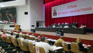 II Pleno del Comité Central del Partido
