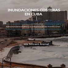 Inundaciones costeras en Cuba