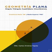 Geometría plana. Ángulos. Triángulo. Cuadrilátero