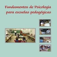 Fundamentos de psicología para escuelas pedagógicas