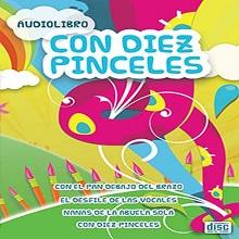 Audiolibro Con diez pinceles